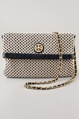 Tory Burch Adalyn Fold Over Cross Body Bag - Lyst