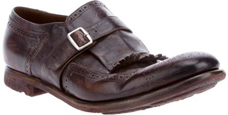 Church's Shanghai Shoe in Brown for Men - Lyst