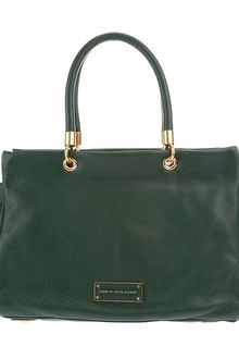 Marc By Marc Jacobs Leather Tote - Lyst