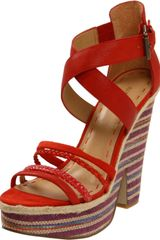 Nine West Womens Treston Sandal - Lyst