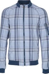 Dolce & Gabbana Checked Jacket - Lyst