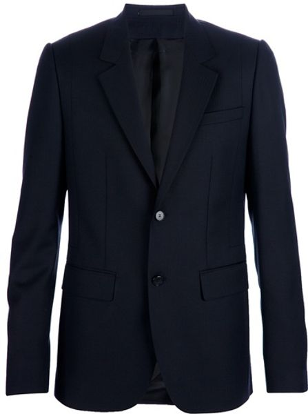 Givenchy Classic Suit in Black for Men - Lyst