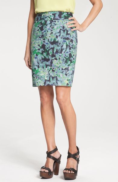 knee length skirts shop knee length skirts lyst