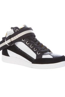 Iro High Top Trainer - Lyst
