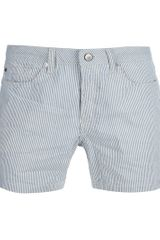 Paul & Joe Pinstriped Short - Lyst