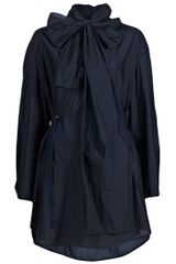 3.1 Phillip Lim Transformable Hooded Parka in Blue (navy) - Lyst