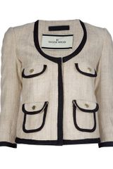 By Malene Birger Mehra Jacket - Lyst