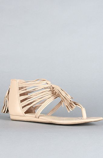 Dv By Dolce Vita The Ilana Sandal in Nude Stella - Lyst