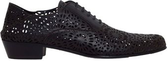 Haider Ackermann Laser Cut Oxford Shoes - Lyst