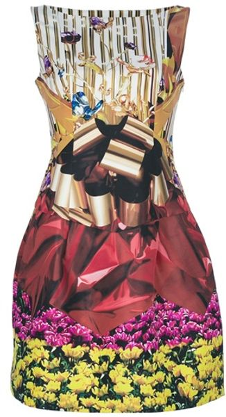 Mary Katrantzou Hazzard Dress - Lyst