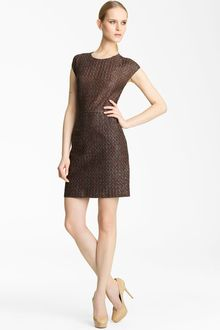 Missoni Metallic Knit Dress - Lyst