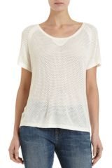 Rag & Bone Beach Tee - Lyst