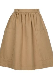 See By Chloé High Waist Skirt - Lyst