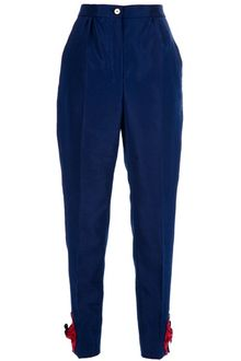 Yves Saint Laurent High Waisted Trouser - Lyst