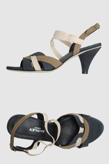 Audley Highheeled Sandals - Lyst