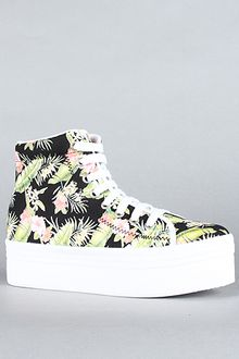 Jeffrey Campbell The Homg Sneaker - Lyst