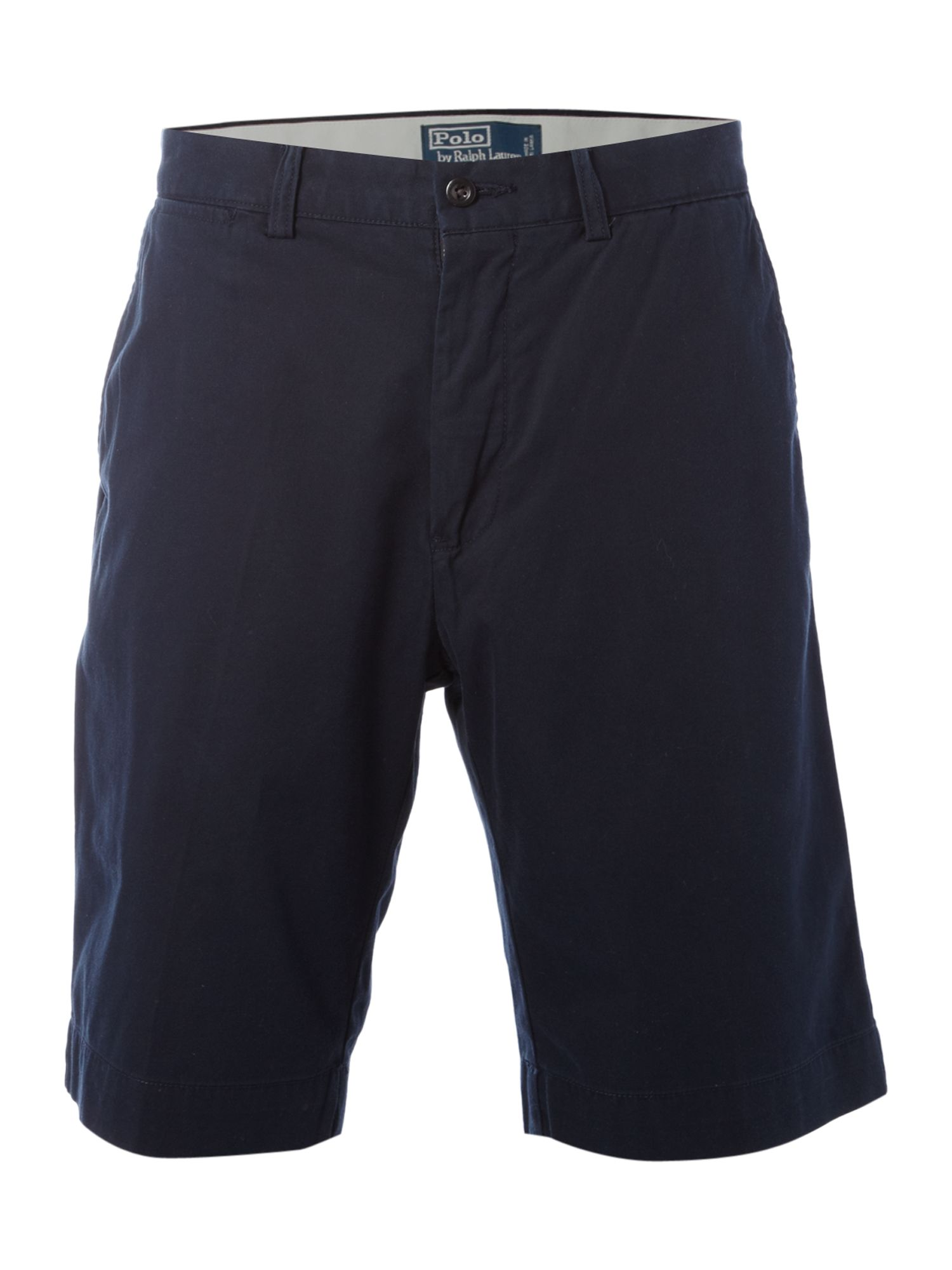 Polo Ralph Lauren Tissue Chino Shorts In Blue For Men