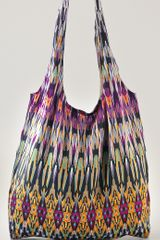 Twelfth Street by Cynthia Vincent Printed Shopper Bag - Lyst