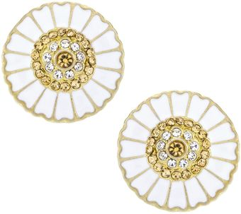 Earring Boutique Octavia Stud Earrings - Lyst