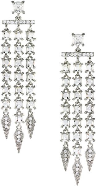 Earring Boutique Hollywood Glamour Drop Earring - Lyst