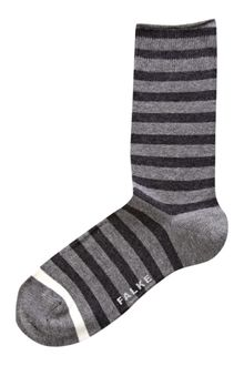 Falke 2 Colour Stripe Socks - Lyst