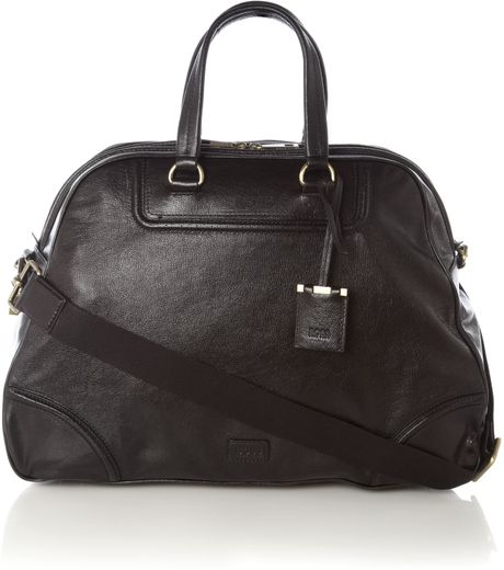 Hugo Boss Weekender Bag in Black for Men - Lyst