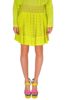 Jo No Fui Lace Skirt - Lyst