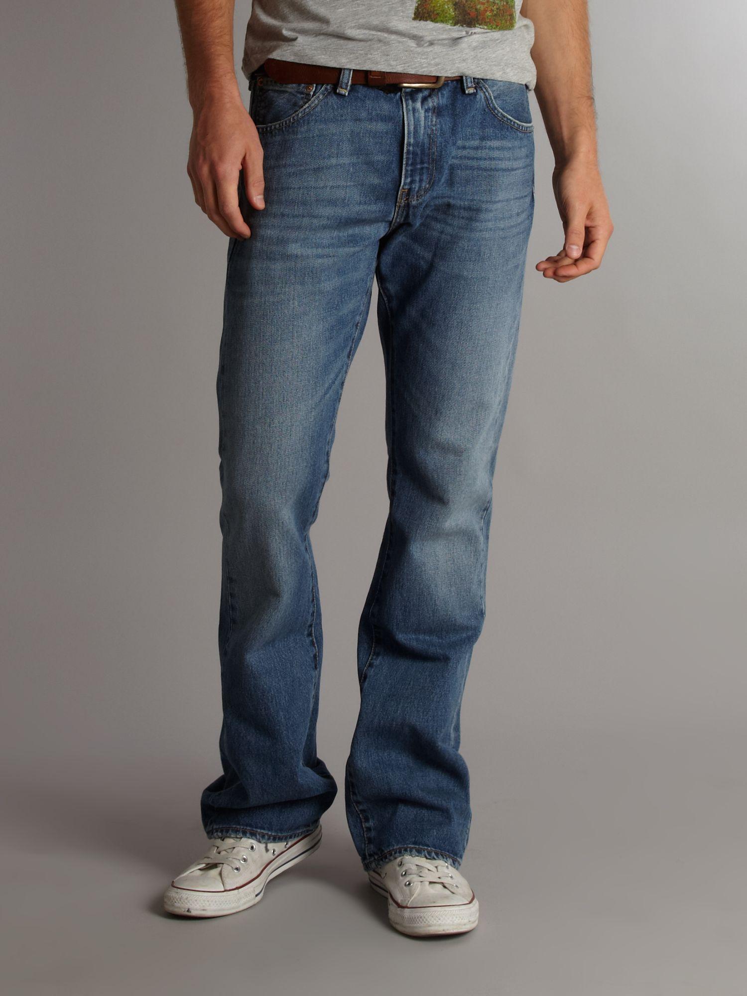 527 bootcut jeans ye jean. Black Bedroom Furniture Sets. Home Design Ideas