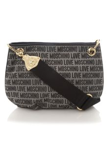 Love Moschino Jaquard Small Crossbody - Lyst