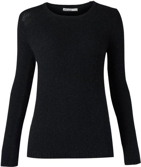Back Zipper Sweater 46