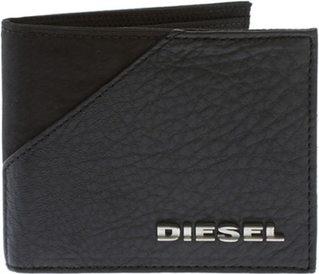 Diesel Ben Wallet in Black for Men - Lyst