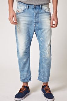 Diesel Narrot Carrot Fit Jeans - Lyst