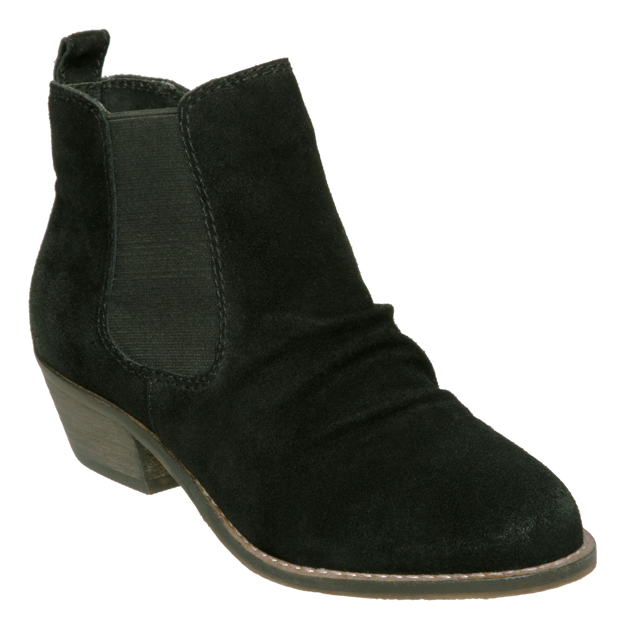 dune pace d chelsea boots in black lyst