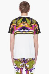 Givenchy Birds Of Paradise Columbian Fit Tshirt - Lyst