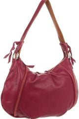 Hobo International Hobo Looking Up Shoulder Bag in Purple (berry) - Lyst