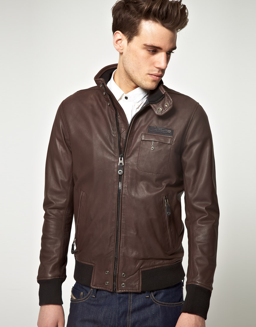 Good leather jacket brands