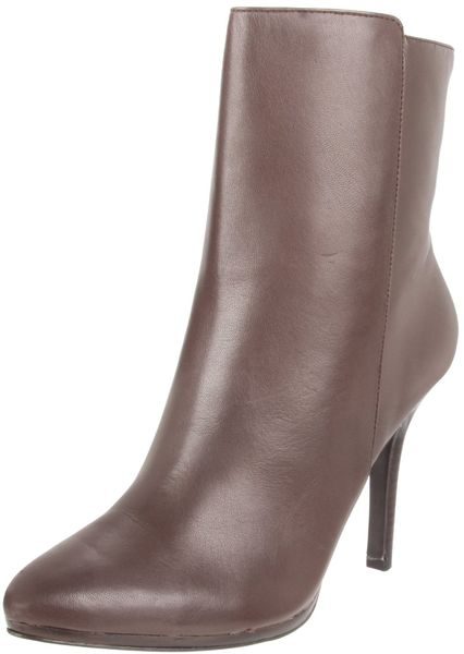 Lauren By Ralph Lauren Womens Larissa Boot in Brown (dark brown) - Lyst