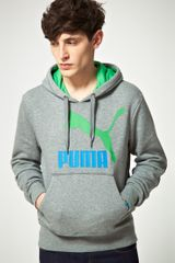 Puma Puma Heroes Hooded Sweat - Lyst