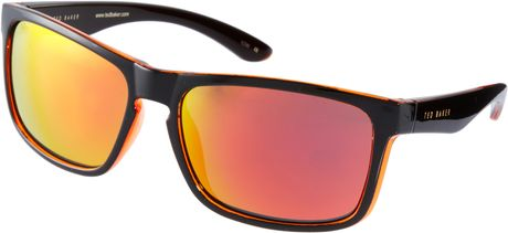 Ted Baker Ted Baker Bailey Wayfarer Sunglasses in Black for Men - Lyst