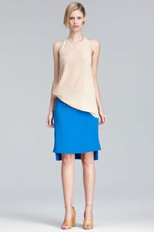 3.1 Phillip Lim Extendedback Straight Skirt - Lyst