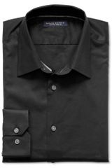 Banana Republic Slim Fit Stretch Dress Shirt - Lyst