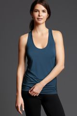Gap Pure Body Racerback Tank - Lyst