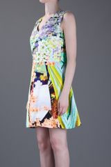 Mary Katrantzou Balalaika Dress in Multicolor (multicolour) - Lyst