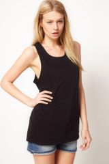 ASOS Collection Boyfriend Vest - Lyst