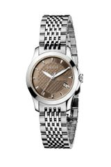 Gucci Womens Swiss Stainless Steel Bracelet 44mm - Lyst