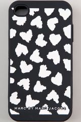 Marc By Marc Jacobs Wild At Heart Iphone Case - Lyst