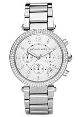 Michael Kors Chronograph Stainless Steel Bracelet 39mm - Lyst