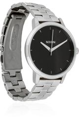 Nixon The Kensington Stainless Steel Watch - Lyst