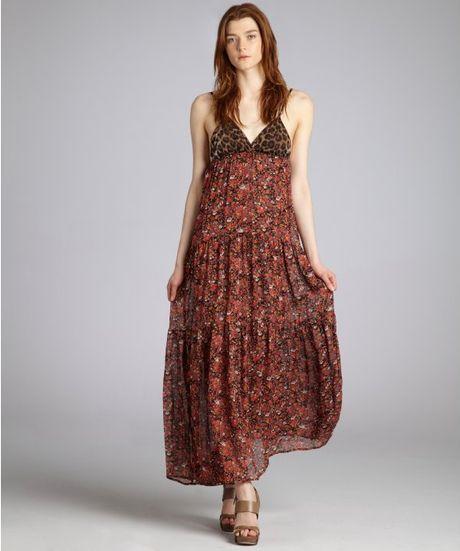 Chelsea 39 S Style Tips Bohemian Maxi Dresses