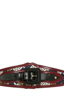 Burberry Prorsum High Waisted Calfskin Belt - Lyst